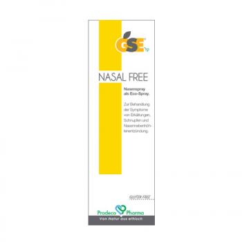 GSE Nasal Free, Eco-Spray 20 ml
