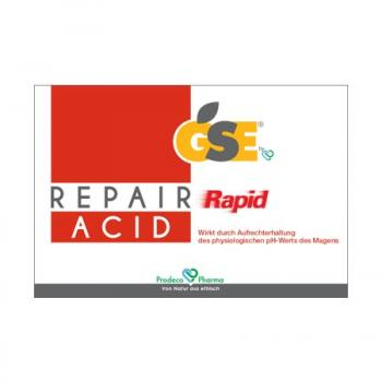 GSE Repair Rapid Acid, 12 Tabletten